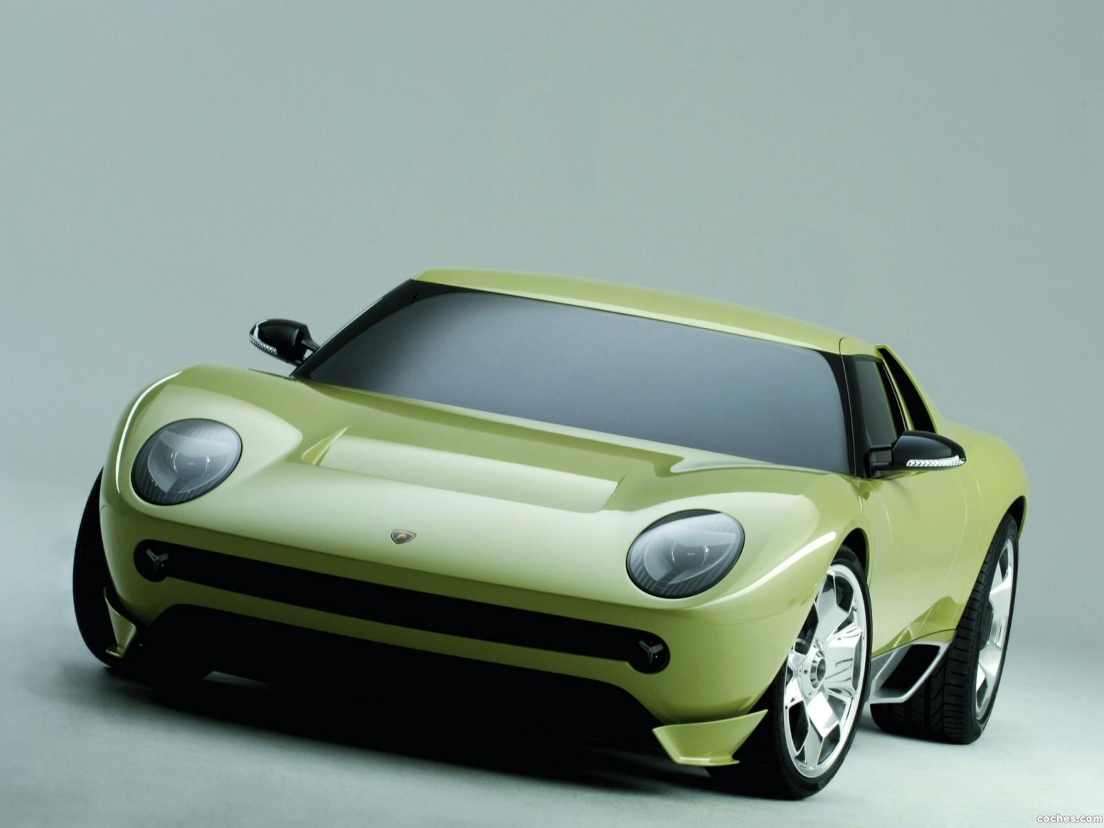 Foto 0 de Lamborghini Miura Concept 2006