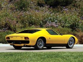 Ver foto 7 de Lamborghini Miura P400 S 1969