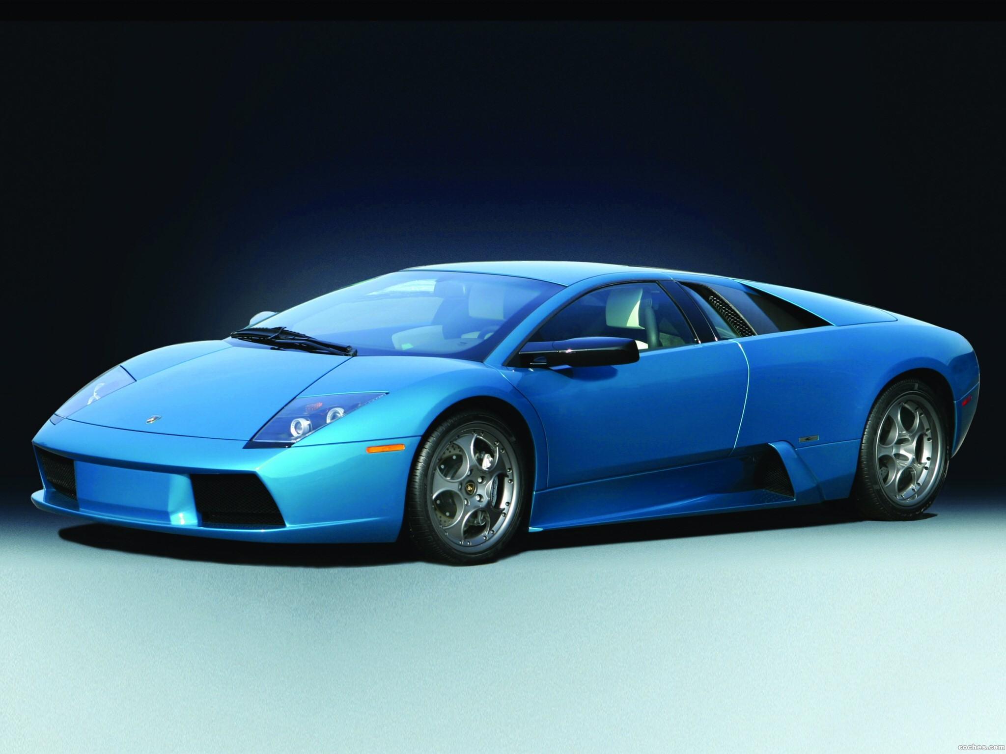 Foto 0 de Lamborghini Murcielago 2002