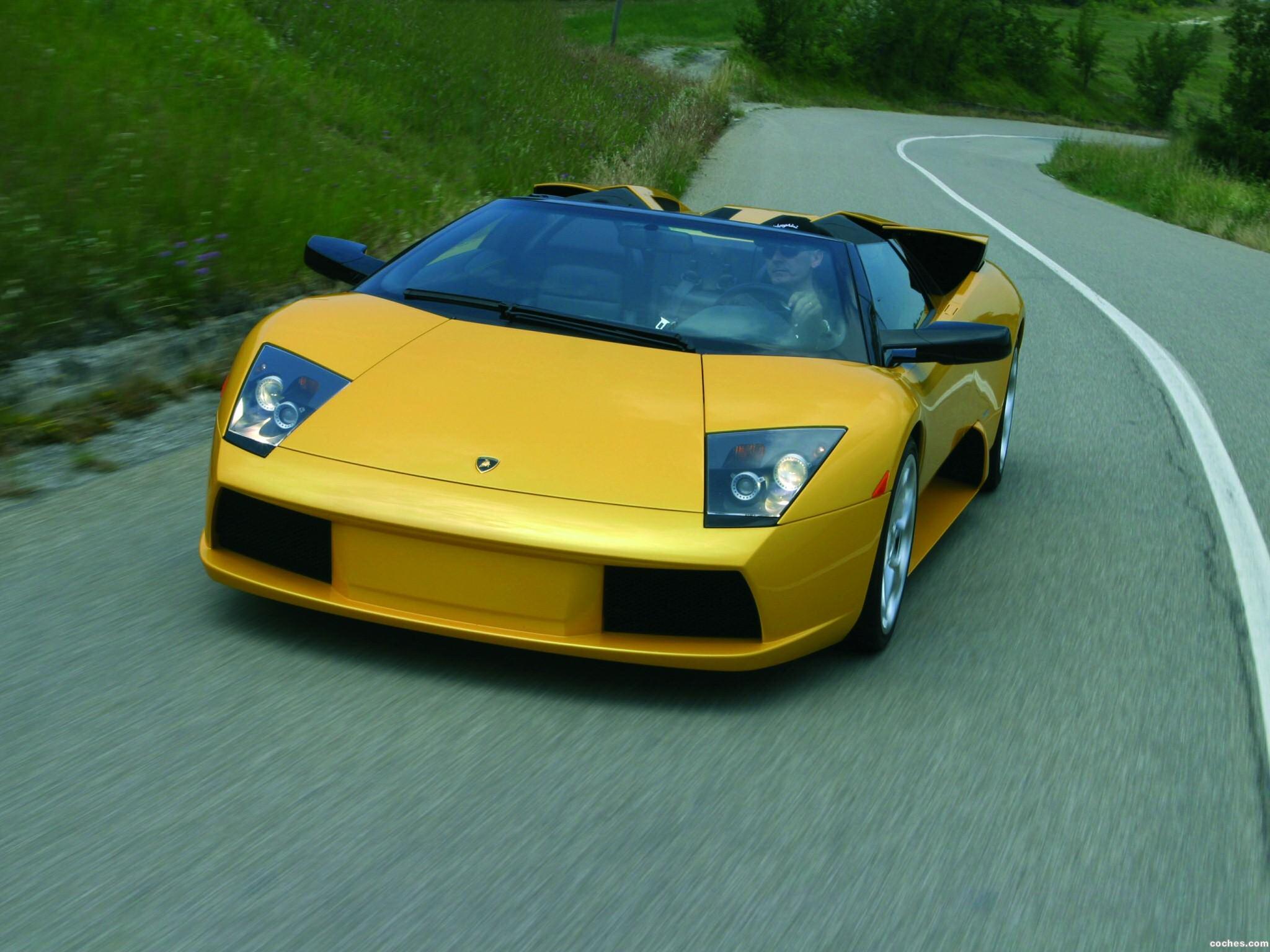 Foto 0 de Lamborghini Murcielago Barchetta 2004