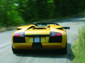 Ver foto 8 de Lamborghini Murcielago Barchetta 2004