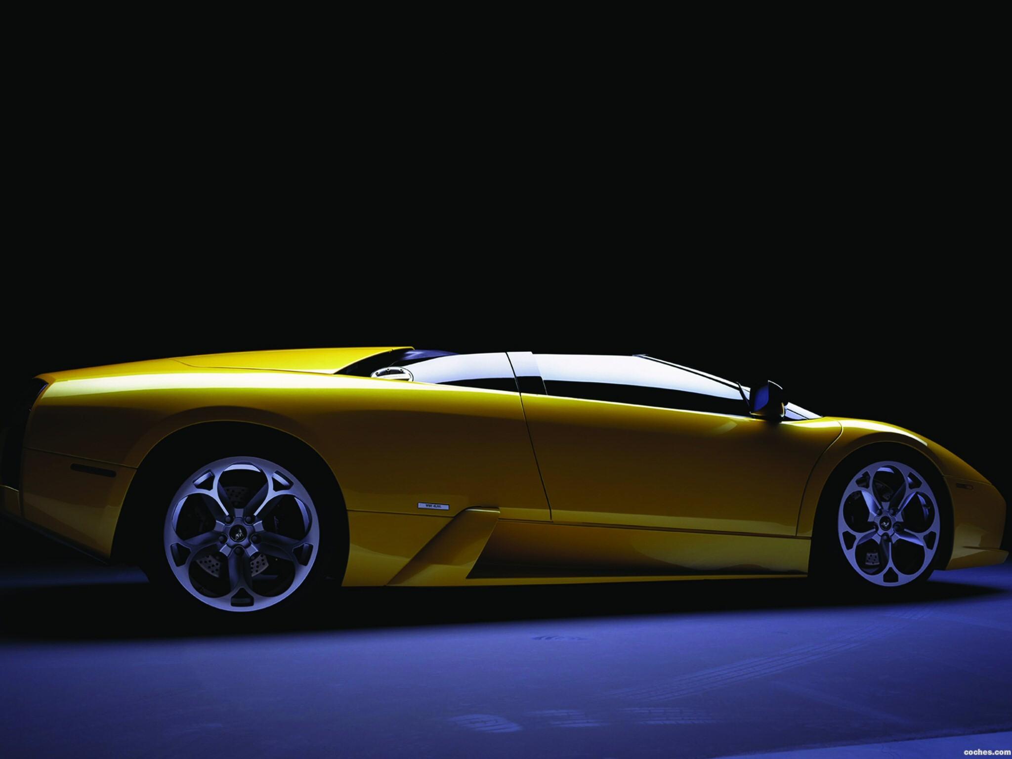 Foto 0 de Lamborghini Murcielago Barchetta Concept 2002