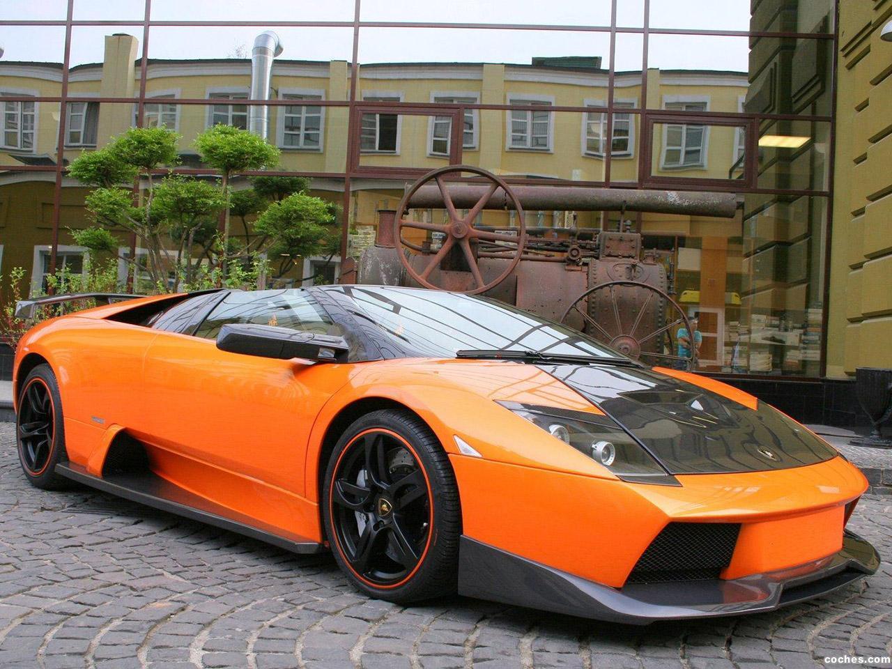 Fotos De Lamborghini Murcielago La Mayor Galeria De Fotos Del