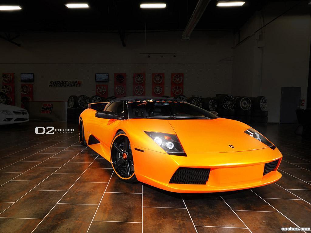 Foto 0 de Lamborghini Murcielago D2Forged CV2 2013