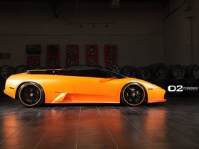 Ver foto 3 de Lamborghini Murcielago D2Forged CV2 2013