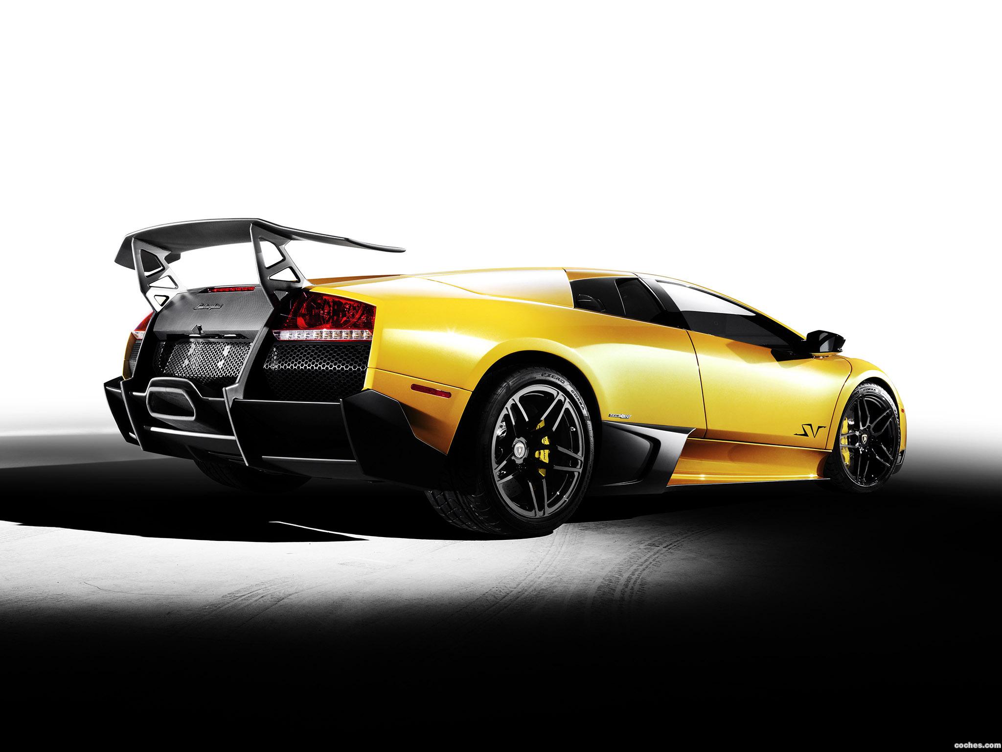 Foto 16 de Lamborghini Murcielago LP 670-4 SuperVeloce 2009