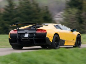 Ver foto 7 de Lamborghini Murcielago LP 670-4 SuperVeloce 2009
