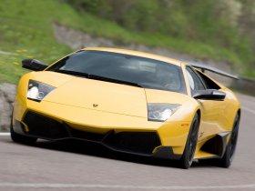 Ver foto 1 de Lamborghini Murcielago LP 670-4 SuperVeloce 2009
