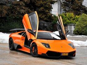 Ver foto 28 de Lamborghini Murcielago LP 670-4 SuperVeloce 2009
