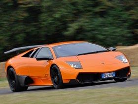 Ver foto 25 de Lamborghini Murcielago LP 670-4 SuperVeloce 2009