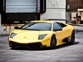 Ver foto 21 de Lamborghini Murcielago LP 670-4 SuperVeloce 2009