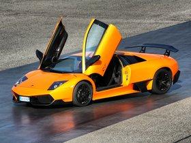 Ver foto 20 de Lamborghini Murcielago LP 670-4 SuperVeloce 2009