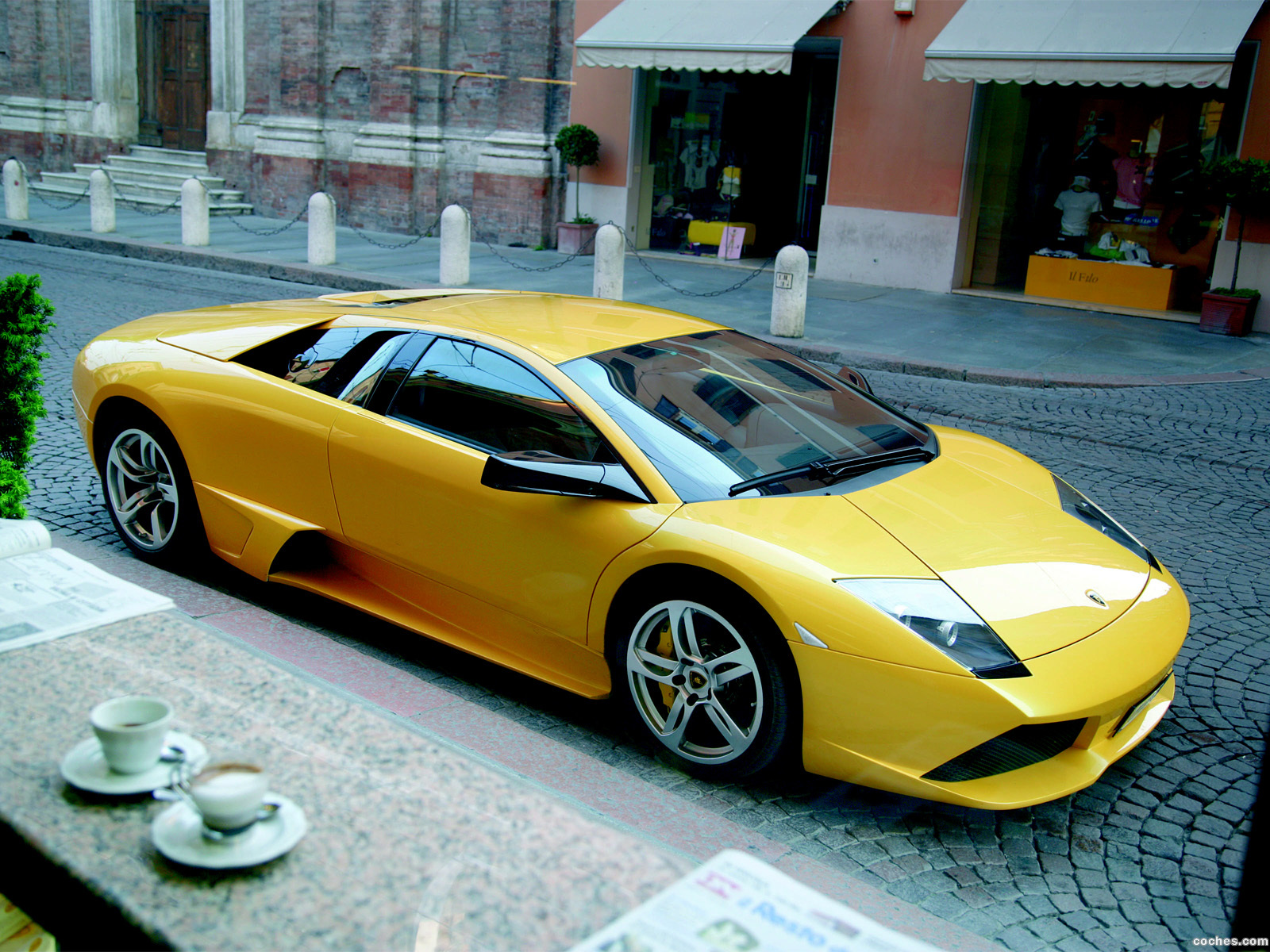 Foto 0 de Lamborghini Murcielago LP640 2006