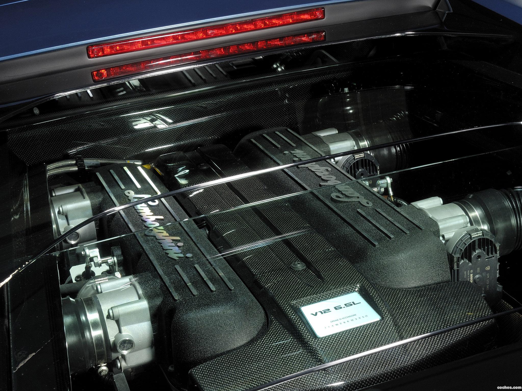 Foto 4 de Lamborghini Murcielago LP640 Ad Personam 2008