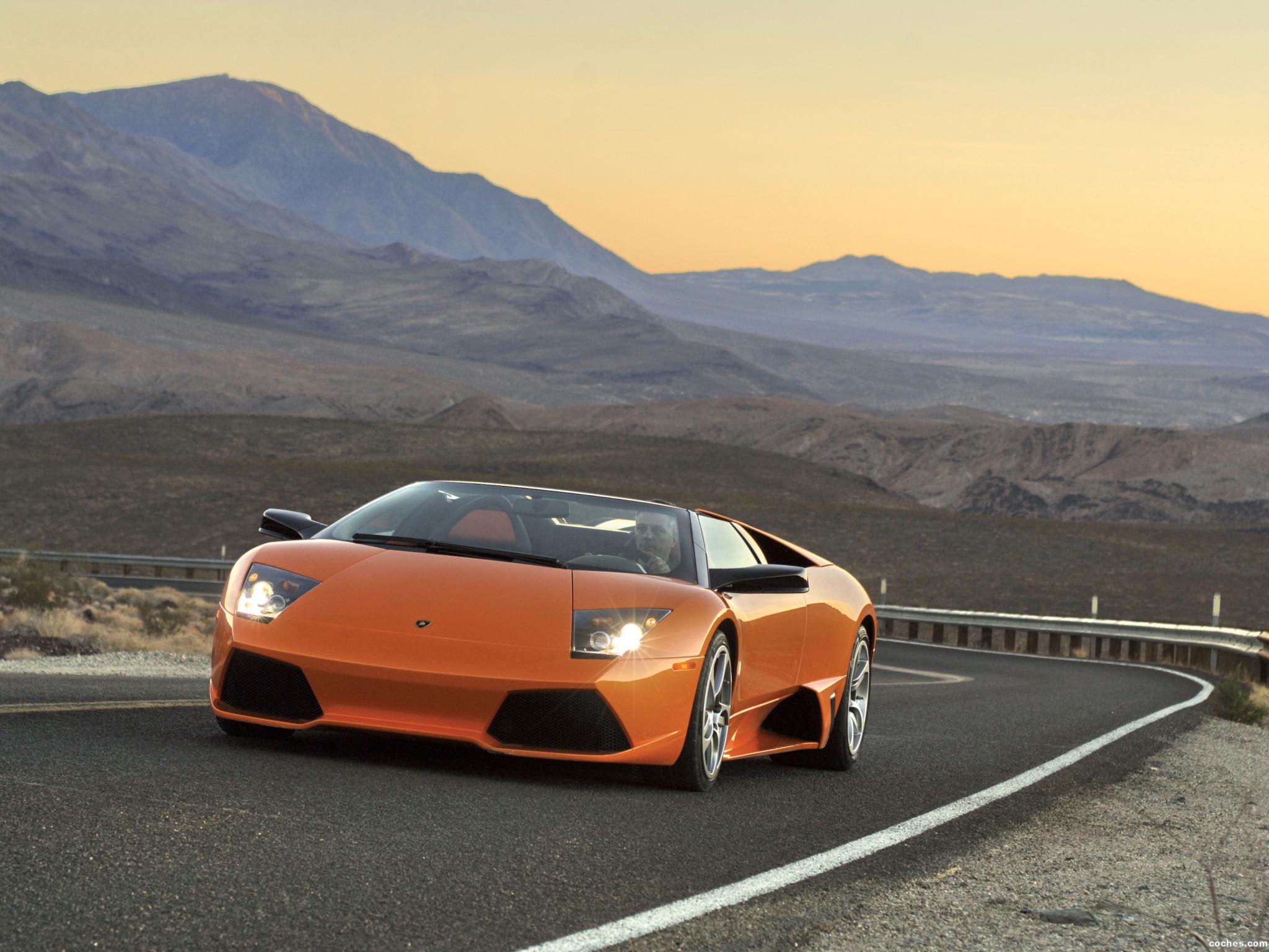 Foto 0 de Lamborghini Murcielago LP640 Roadster 2008