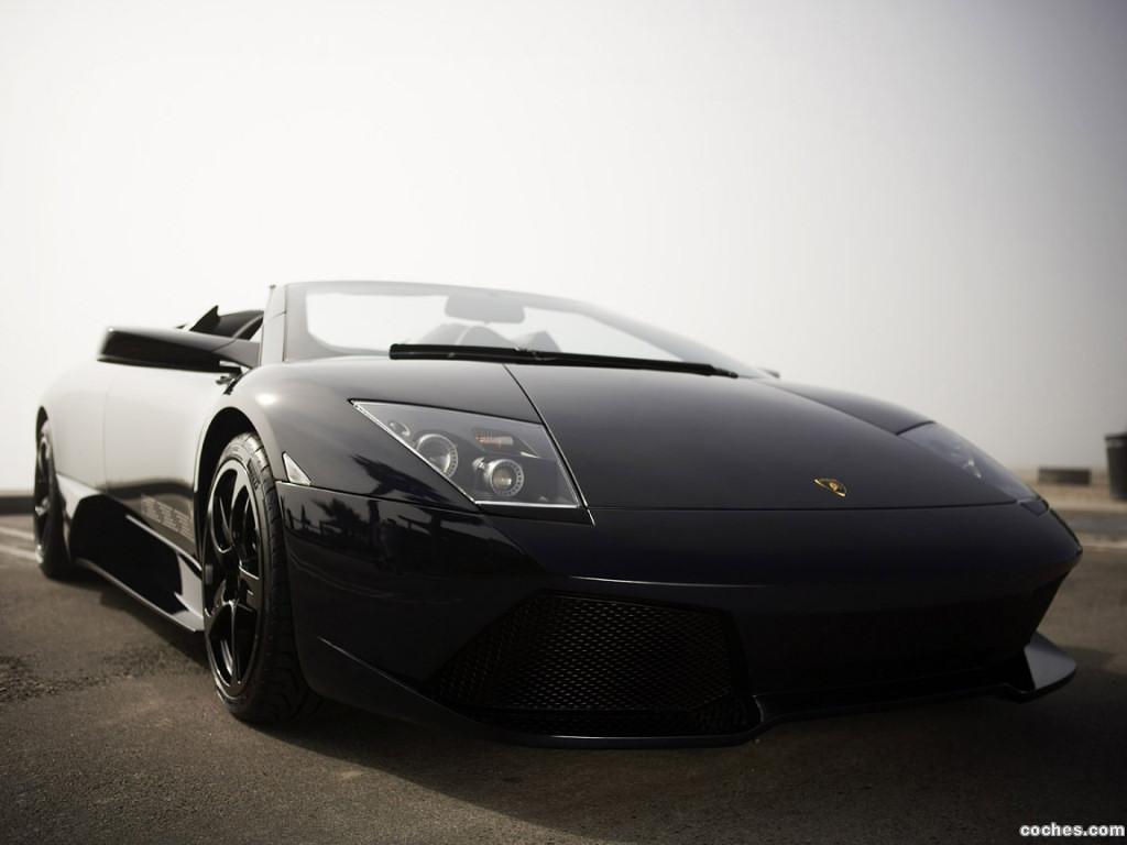 Foto 0 de Lamborghini Murcielago LP640 Roadster Versace 2007