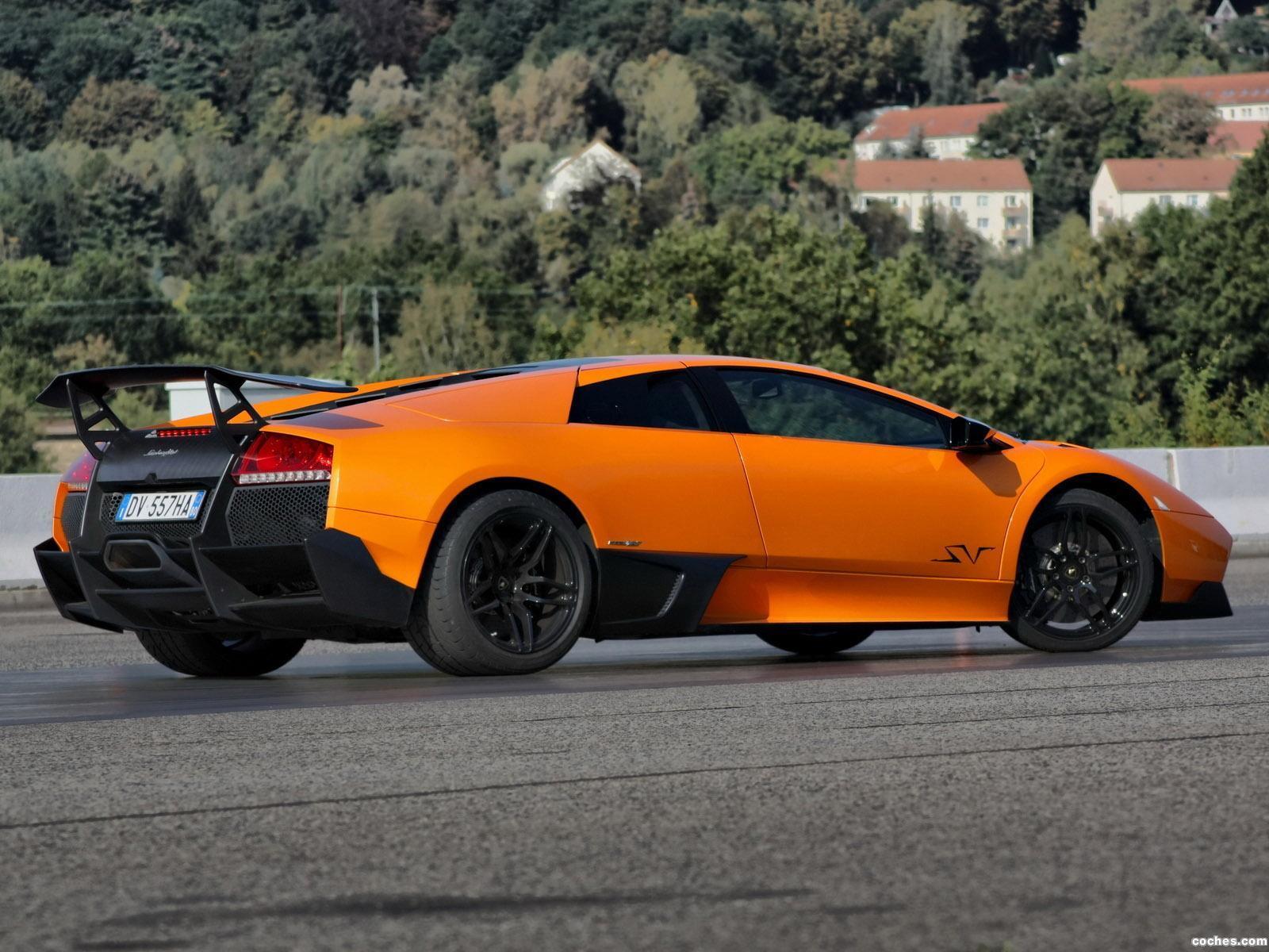 Foto 2 de Lamborghini Murcielago LP670-4 SV Premier4509 2010