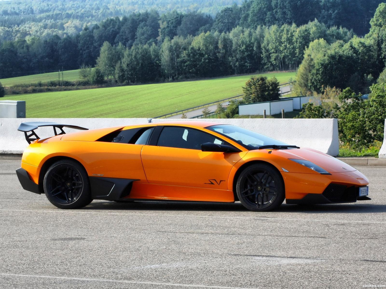 Foto 1 de Lamborghini Murcielago LP670-4 SV Premier4509 2010