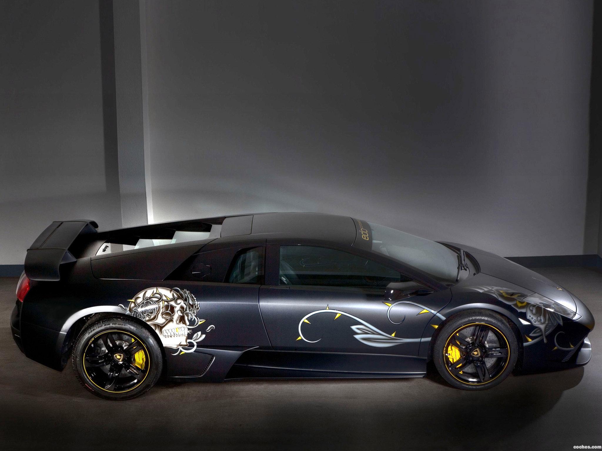 Foto 5 de Lamborghini Murcielago LP710 by Edo Competition Audigier 2008