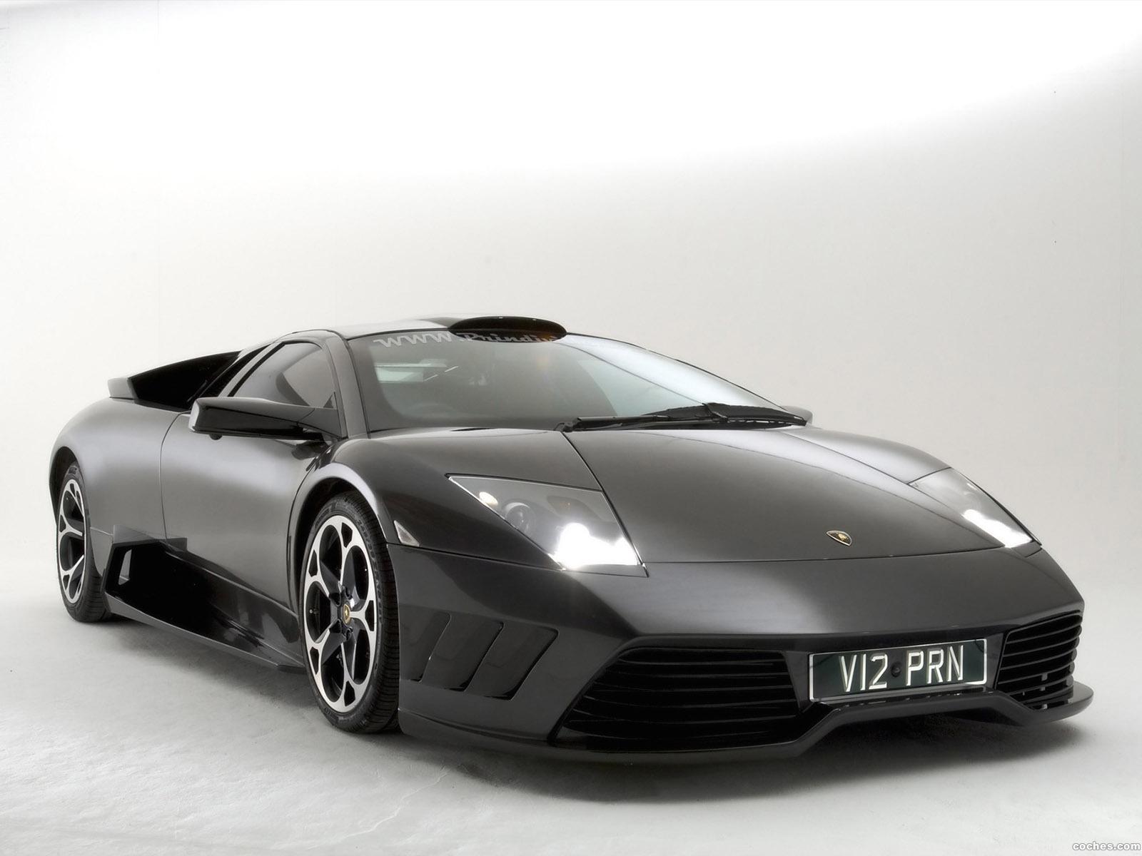 Foto 0 de Lamborghini Murcielago by Prindiville 2009