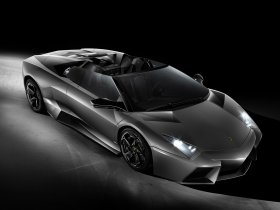 Fotos de Lamborghini Reventon Roadster 2010