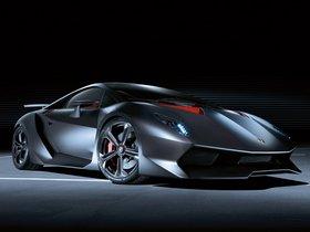 Ver foto 12 de Lamborghini Sesto Elemento Concept 2010