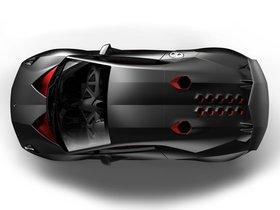 Ver foto 2 de Lamborghini Sesto Elemento Concept 2010