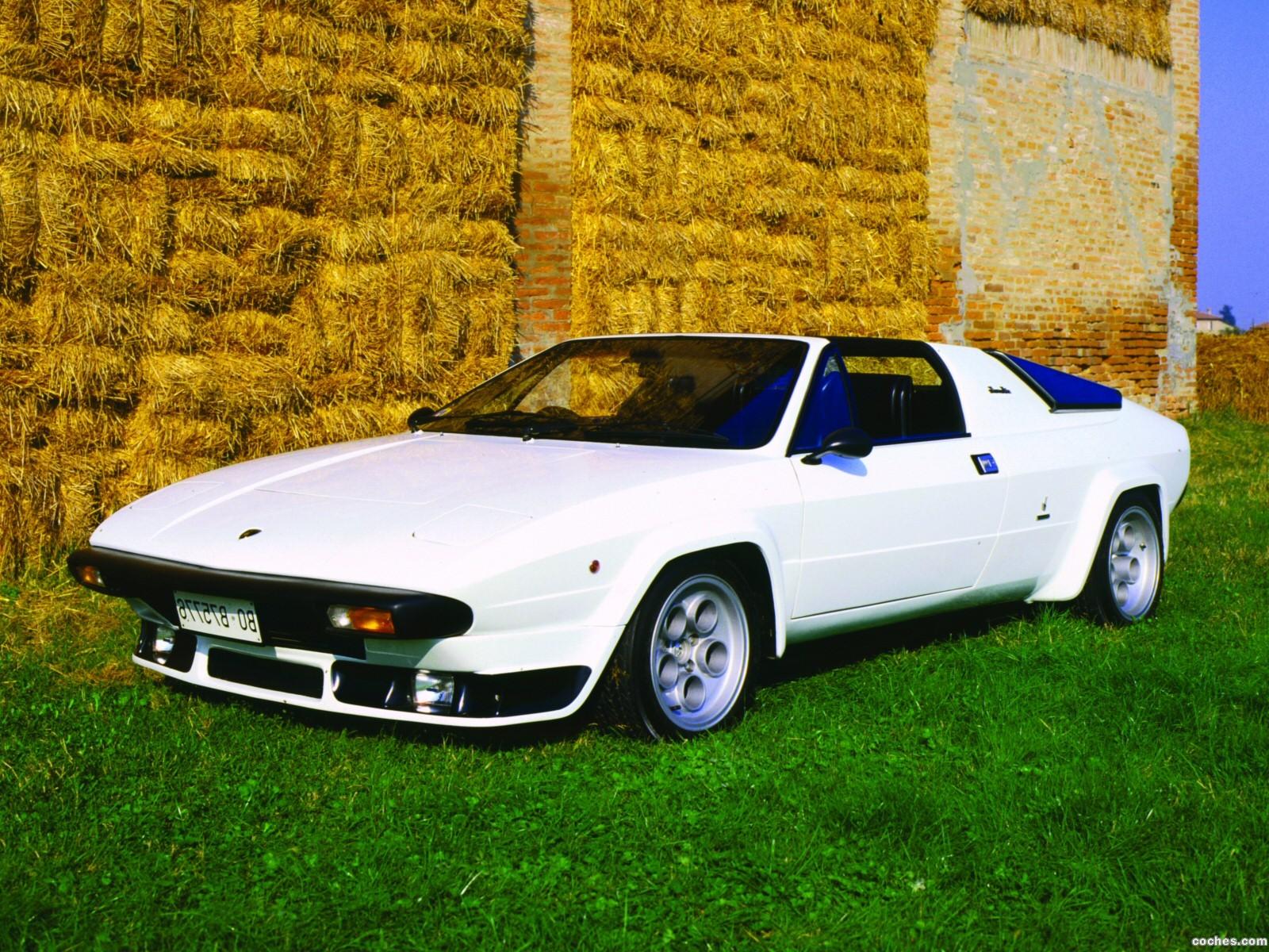 Foto 0 de Lamborghini Silhouette 1976