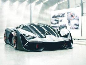 Ver foto 8 de Lamborghini Terzo Millennio 2017