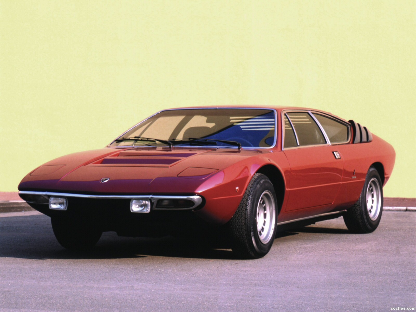Foto 0 de Lamborghini Urraco 1972