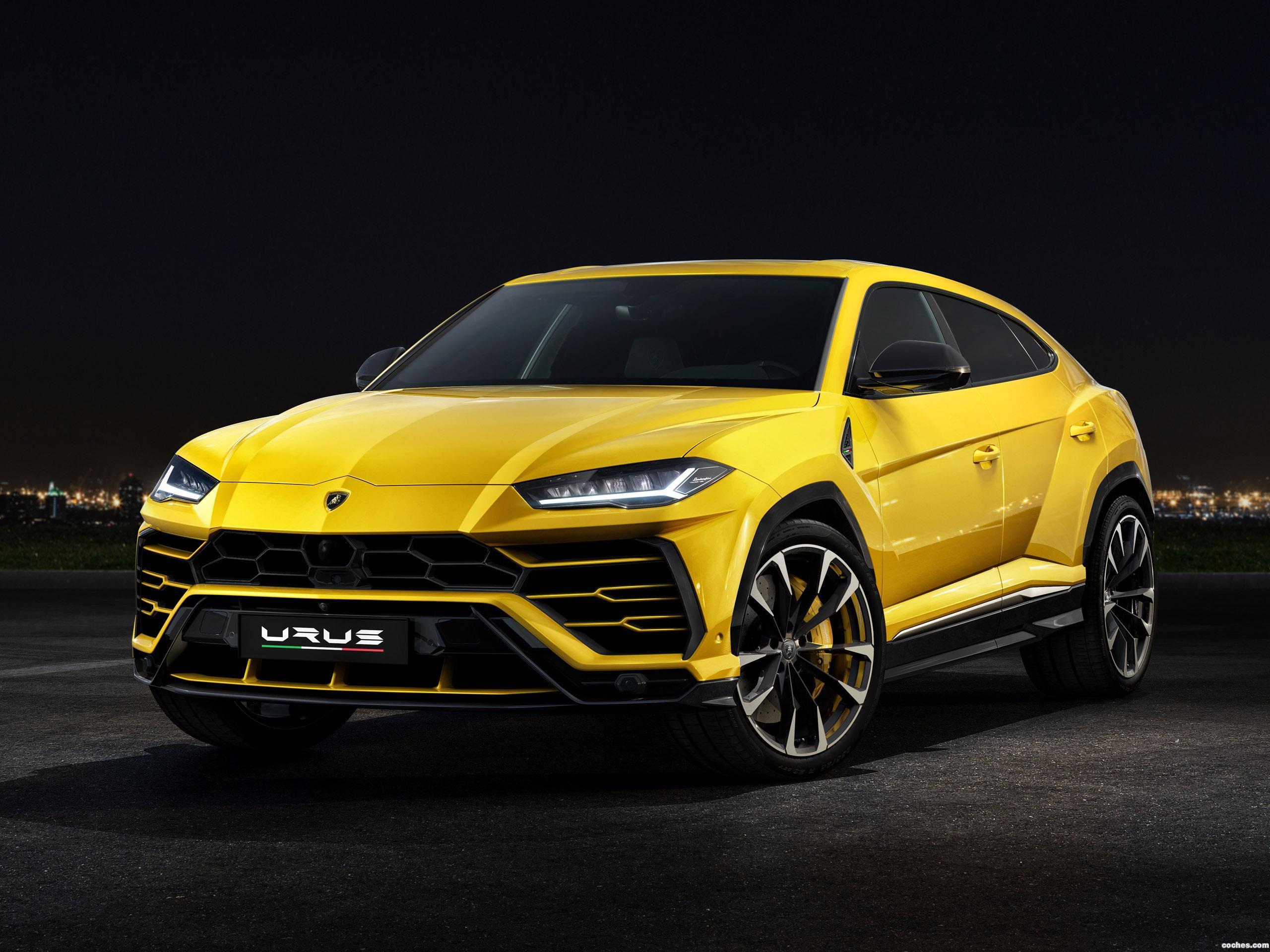 Foto 0 de Lamborghini Urus 2018