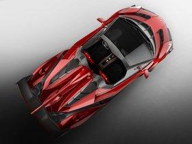 Ver foto 3 de Lamborghini Veneno Roadster 2014
