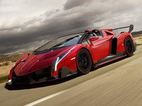 Ver foto 1 de Lamborghini Veneno Roadster 2014
