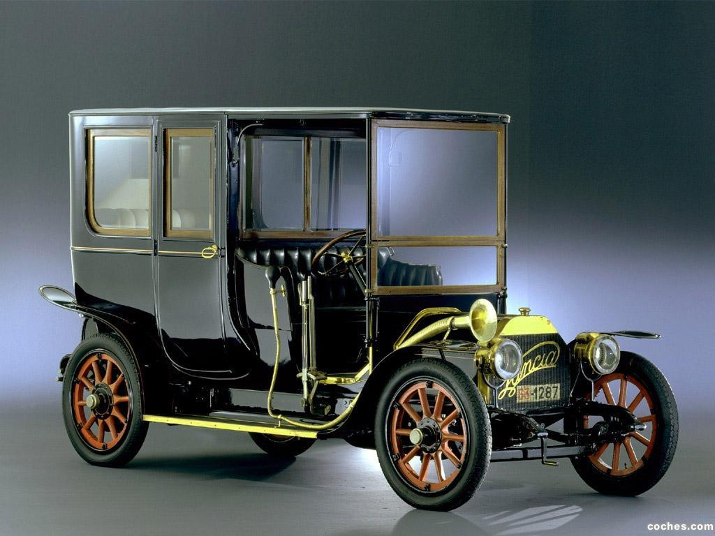 Foto 0 de Lancia Alfa 1907