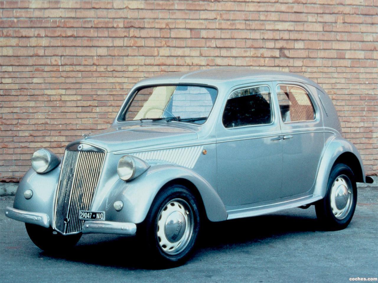 Foto 0 de Lancia Ardea 1945