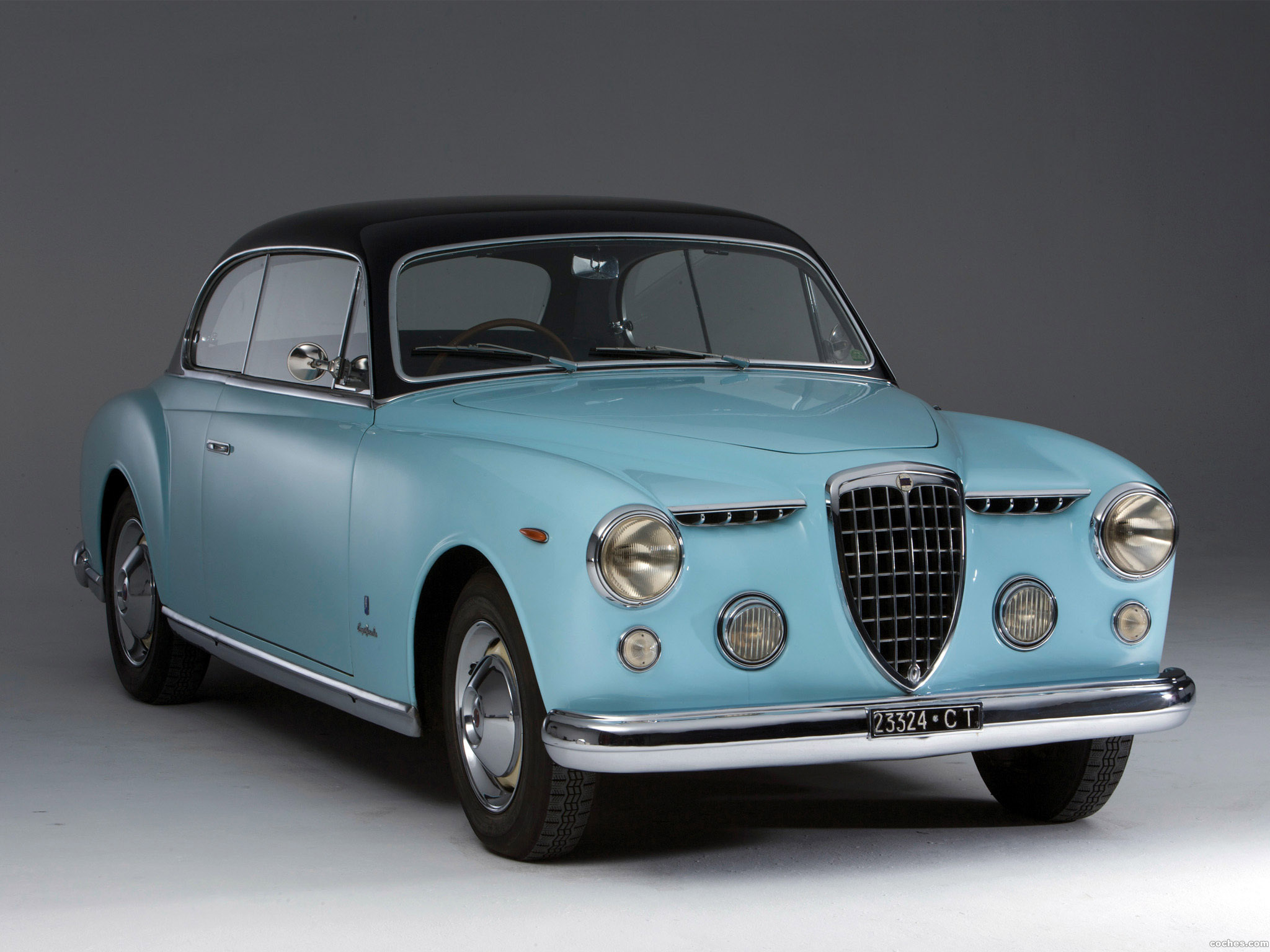 Foto 0 de Lancia Aurelia B53 Coupe 1952