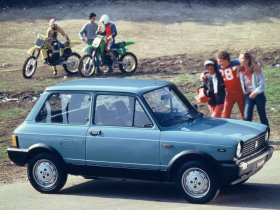 Ver foto 2 de Lancia Autobianchi 1977