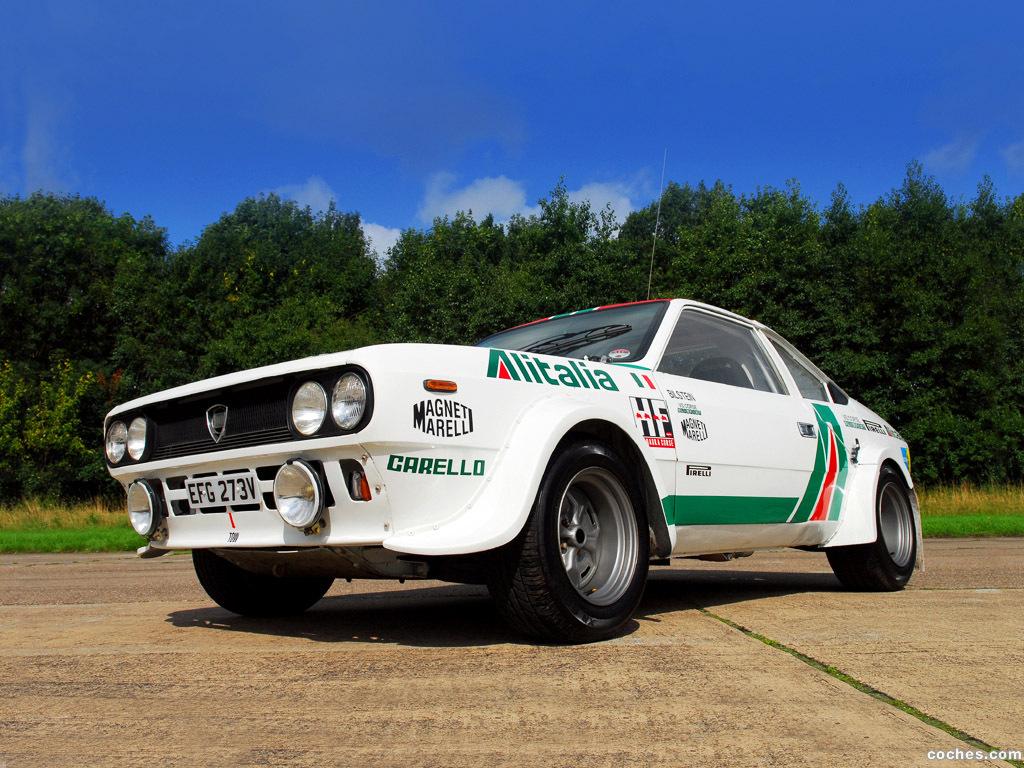 Foto 0 de Lancia Beta S2 Gruppe 4