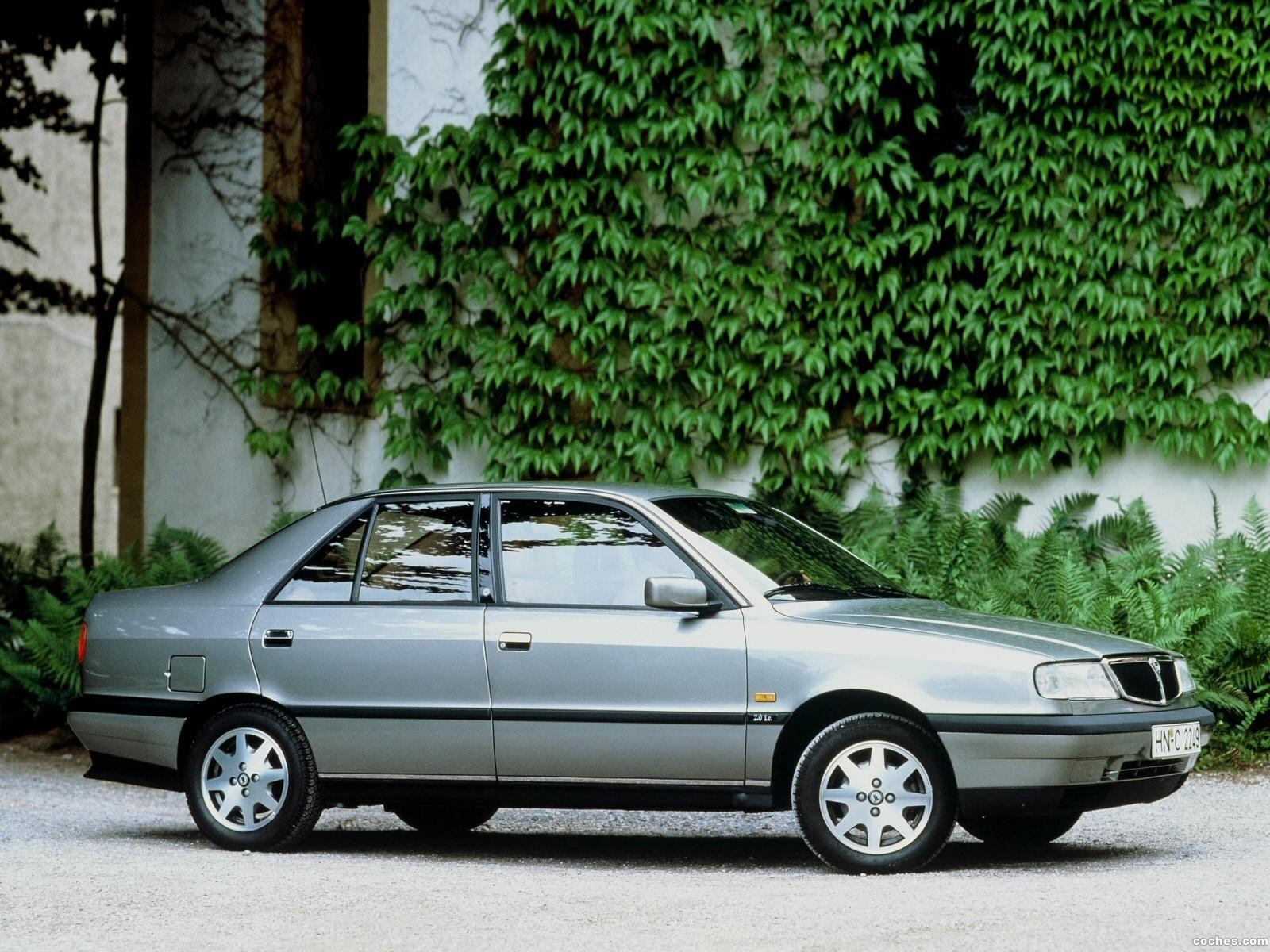 Foto 0 de Lancia Dedra 1989
