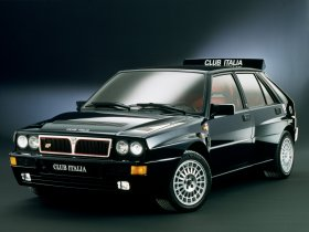 Ver foto 12 de Lancia Delta HF Integrale 1986