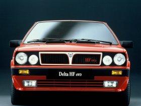Ver foto 5 de Lancia Delta HF Integrale 1986