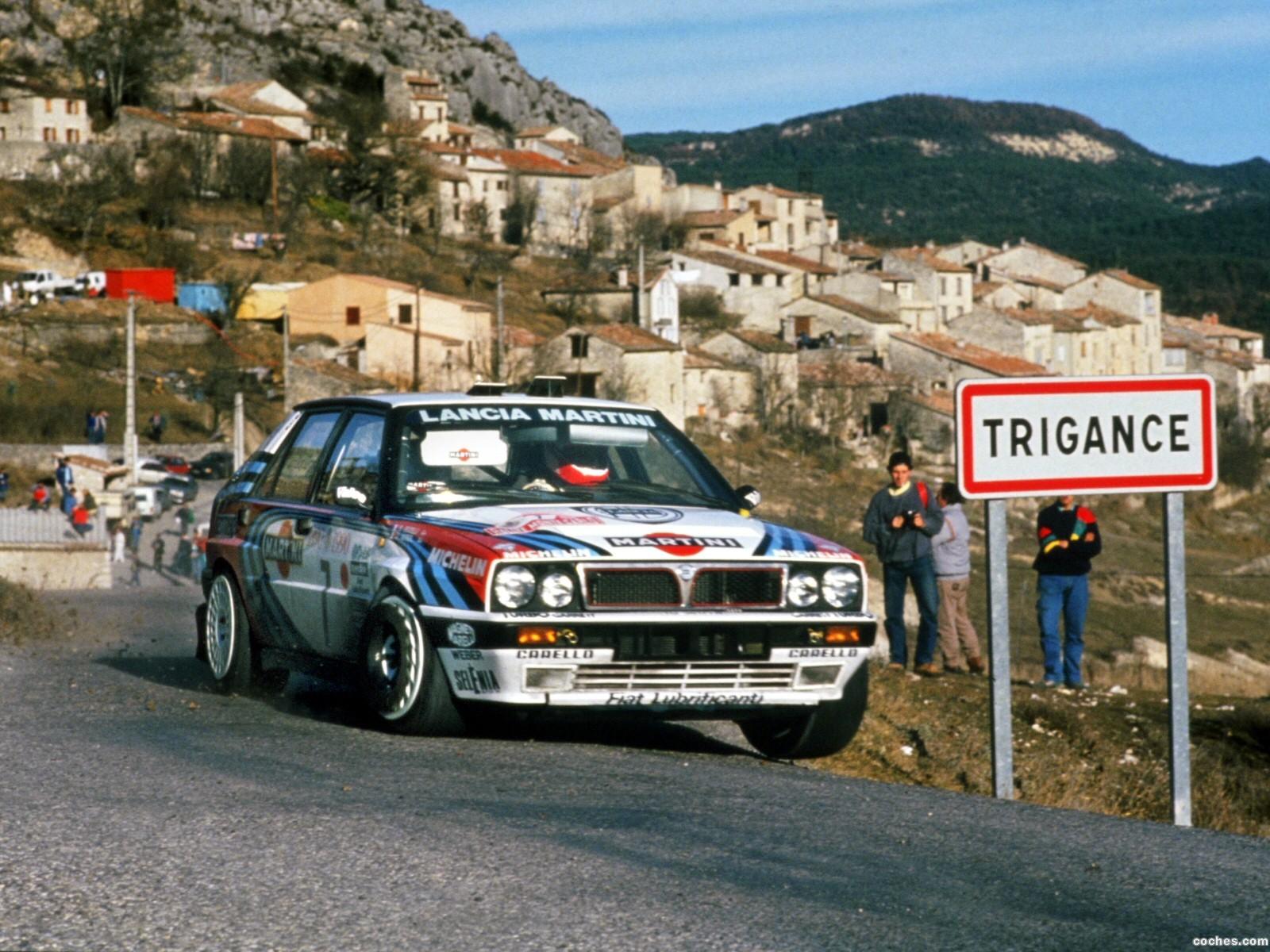 Foto 0 de Lancia Delta S4 Gruppo B Rally 1985