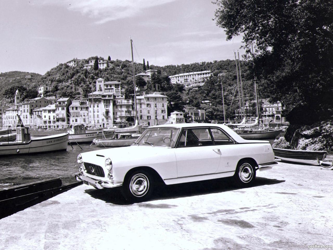 Foto 0 de Lancia Flaminia Coupe 823 1959