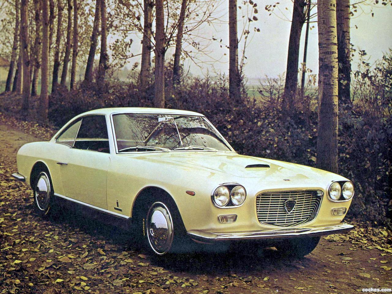 Foto 0 de Lancia Flaminia Speciale 3C 826 1963