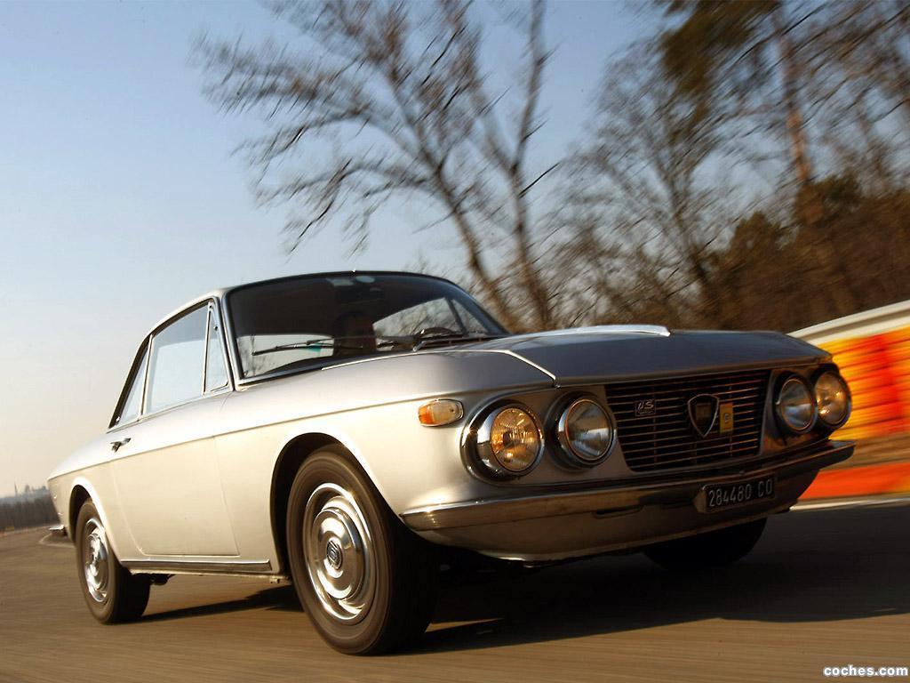 Foto 0 de Lancia Fulvia Coupe 1965