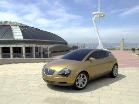 Ver foto 2 de Lancia Granturismo Stilnovo Concept 2003