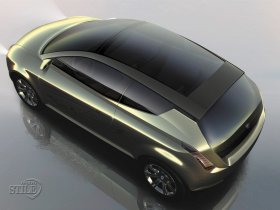 Ver foto 7 de Lancia Granturismo Stilnovo Concept 2003