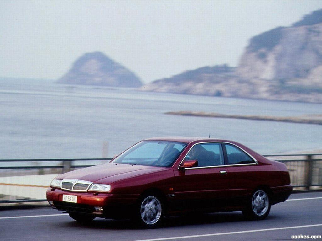 Foto 0 de Lancia Kappa Coupe 1996