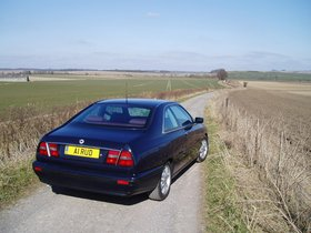 Ver foto 2 de Lancia Kappa Coupe 1996