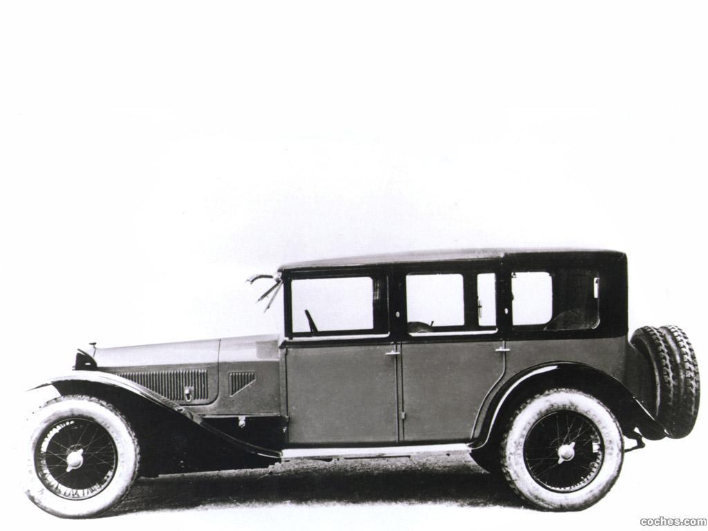 Foto 0 de Lancia Lambda 1926